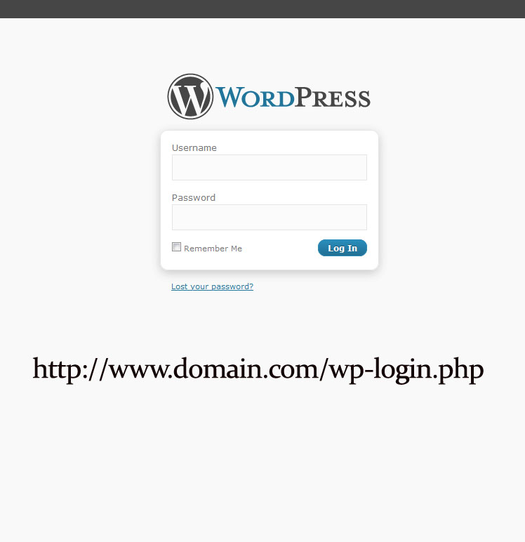 wordpress login How To Make a Band Website in 1 hr without knowing a thing about html for Under $50 bucks!