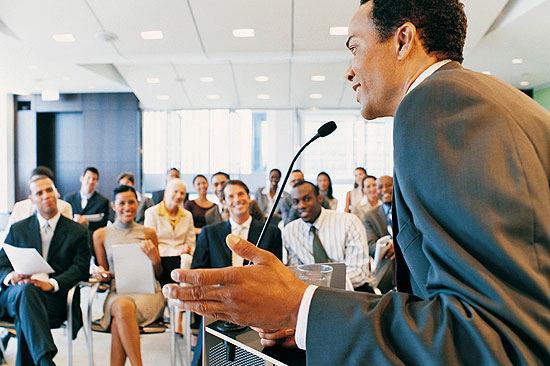 University of Houston entrepreneurs Body Language and Public Speaking