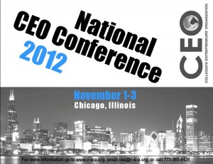CEO 2012Conference Postcard