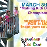 Charity Bake Sale: Help Champions Kids Camp