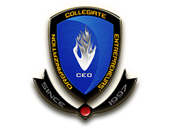 Shield of CEO, designed by Ade